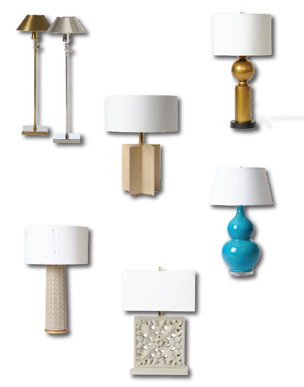 lovely lamps with barbara cosgrove