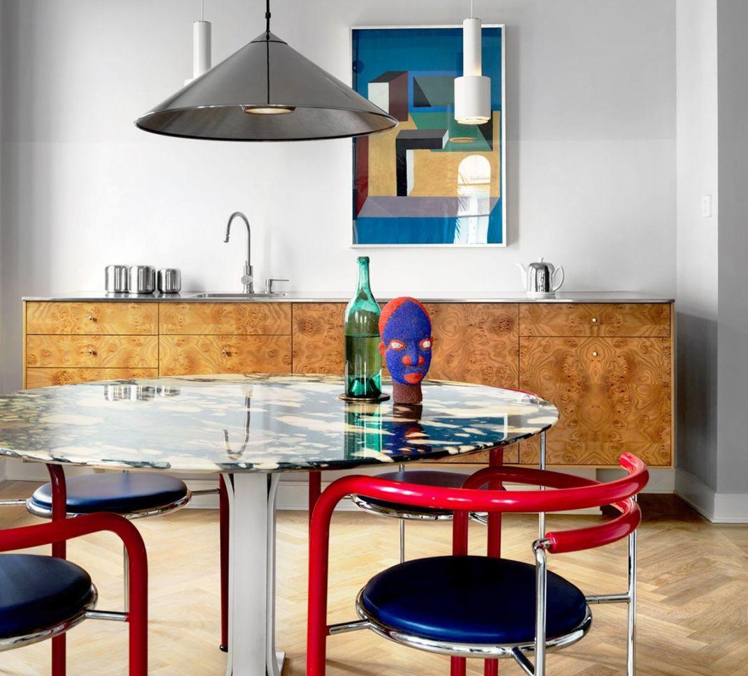 Atelier de Troupe Interior - Elle Decor Sweden