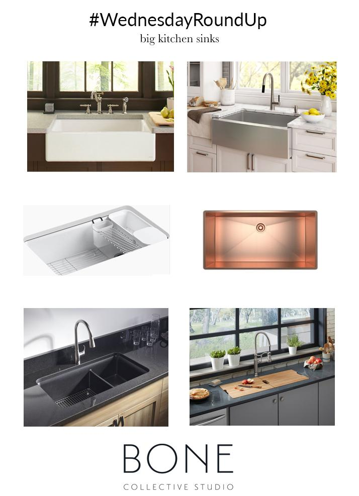 bone collective studio kitchen sink roundup