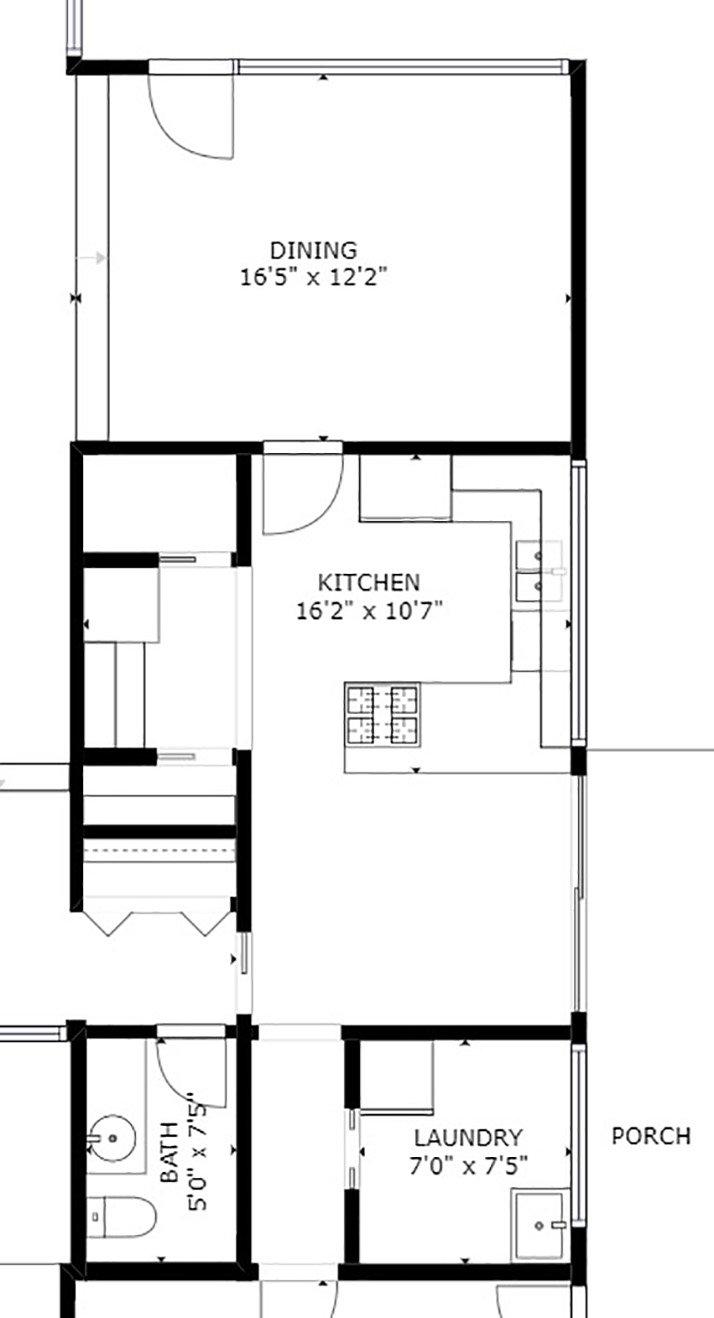 Buckhead kitchen atlanta plan