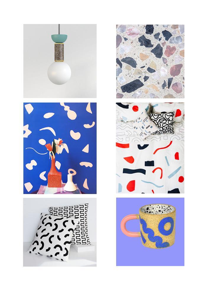 memphis modern design roundup